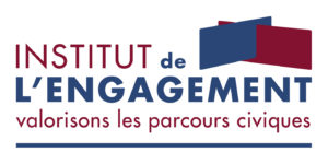 Logo de l'institut de l'engagement